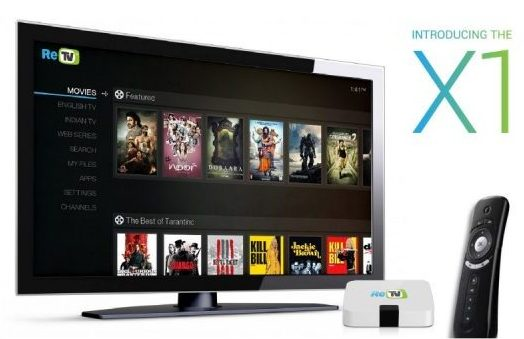 ReTV X1 - Watch Free Movies, Shows & Online Videos on your TV